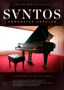 Nou homenatge a Santos en Benicarló